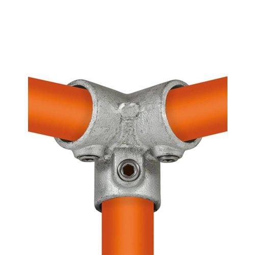 Buiskoppeling BUISKOPPELING 018 - Drieweg kniestuk