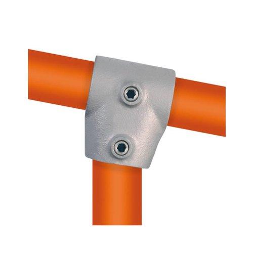 Buiskoppeling BUISKOPPELING 002 S - Kort T-stuk variabele hoek