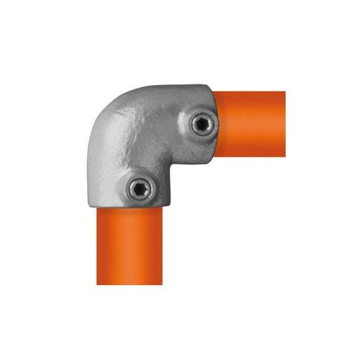 Buiskoppeling BUISKOPPELING 006 - Kniestuk 90 graden - Gebruikt