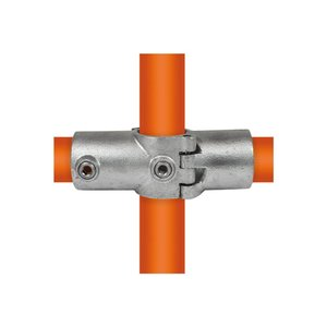 Buiskoppeling BUISKOPPELING 022 O - Openklapbaar kruisstuk