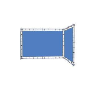 SPANDOEKFRAME L-vorm variabele hoek