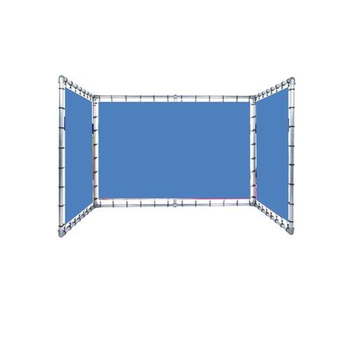 Spandoekframes SPANDOEKFRAME U-vorm vaste hoek
