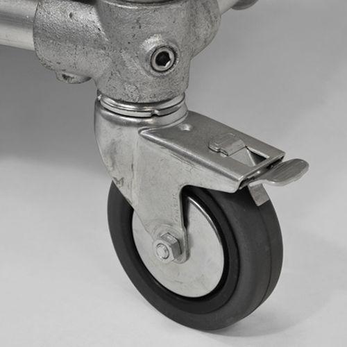 PRESENTATIEBALIE Aluminium FRAME type 2