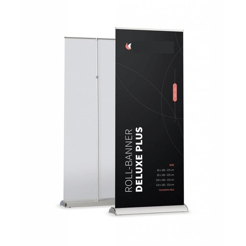 Roll UP banner ROLL UP BANNER De LUXE PLUS