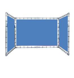 HUUR SPANDOEKFRAME U-vorm variabele hoek