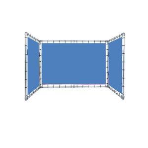 Spandoekframes SPANDOEKFRAME U-vorm variabele hoek