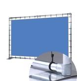 SPANDOEKFRAME met 2 beursvoetplaten - PROMO