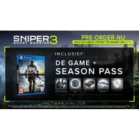 Sniper Ghost Warrior 3 Season Pass Edition - Playstation 4