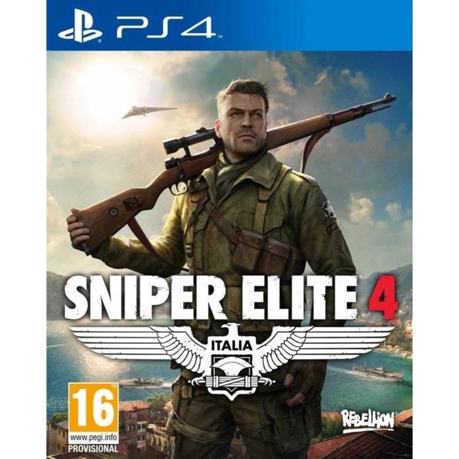 Sniper Elite 4: Italia - Playstation 4