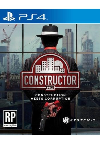 Constructor HD - Playstation 4