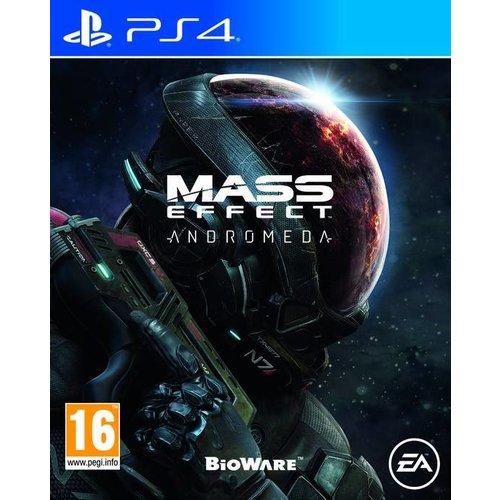 Mass Effect Andromeda - Playstation 4