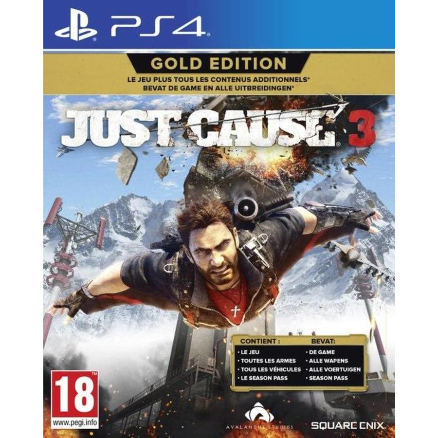 Just Cause 3 Gold Edition - Playstation 4