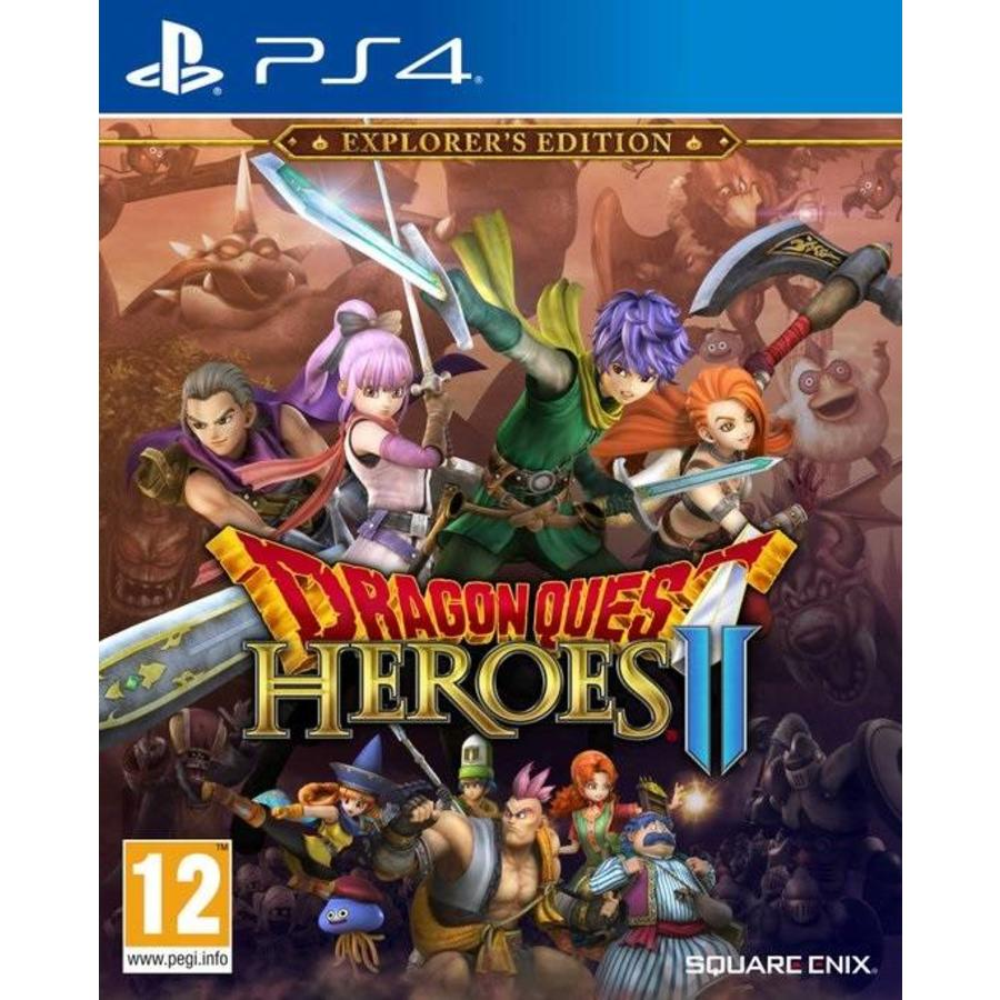 Dragon Quest Heroes 2 Explorer's Edition - Playstation 4