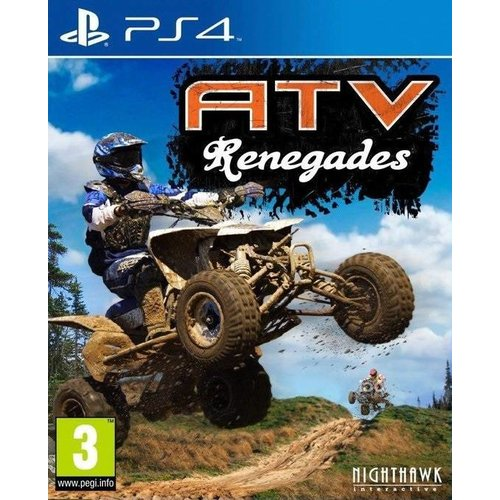 ATV: Renegades - Playstation 4