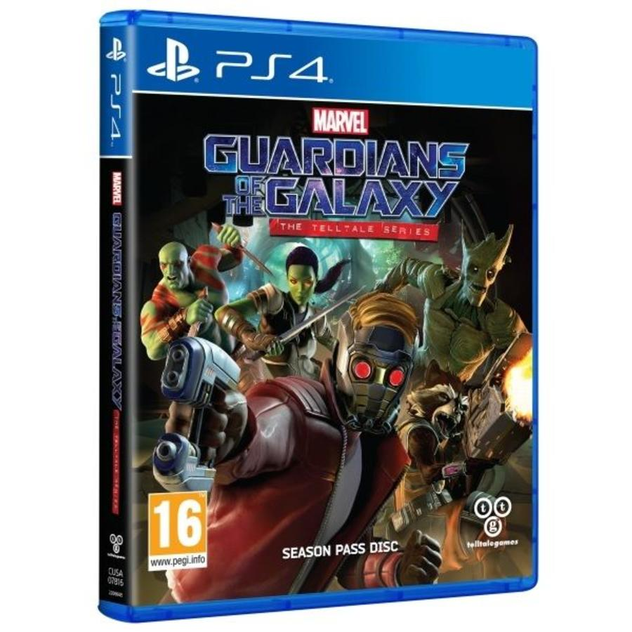 Guardians Of The Galaxy The Telltale Series - Playstation 4