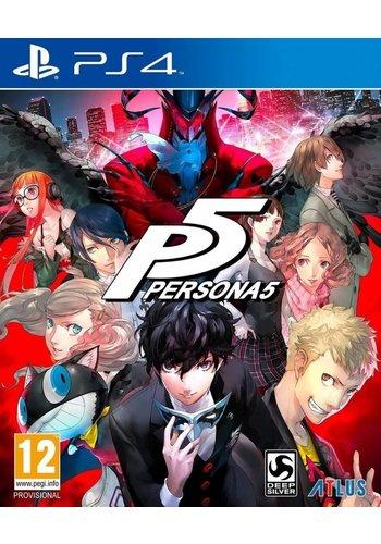 Persona 5 (Standaard Editie) - Playstation 4