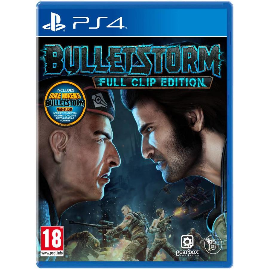 Bulletstorm Full Clip Edition - Playstation 4