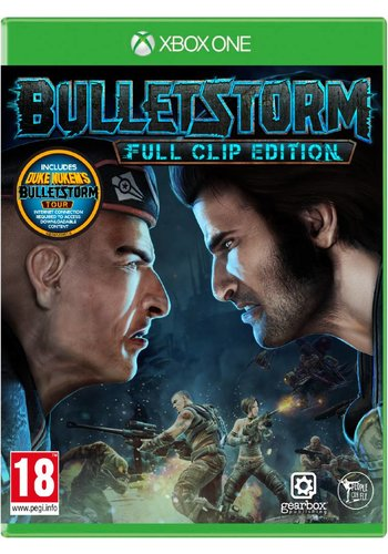 Bulletstorm Full Clip Edition - Xbox One