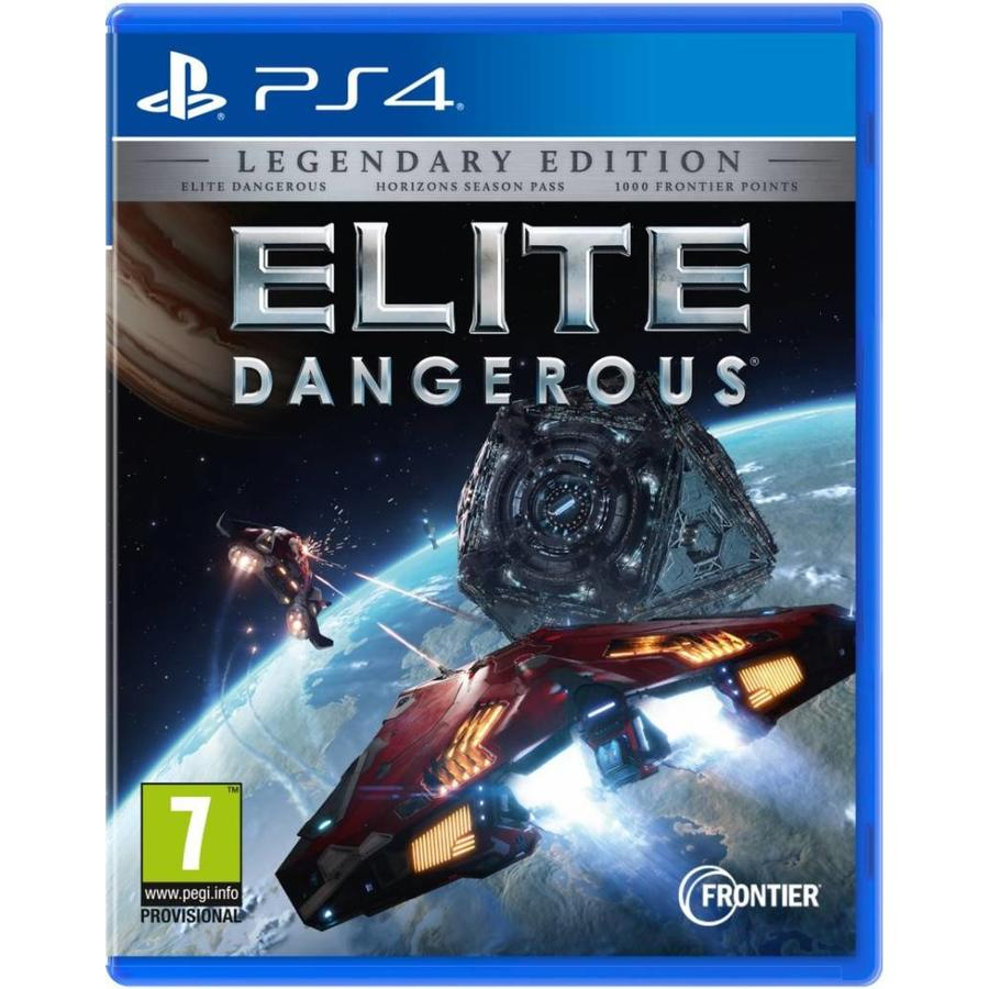 Elite Dangerous Legendary Edition - Playstation 4