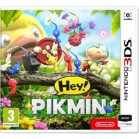 Hey! Pikmin - Nintendo 3DS