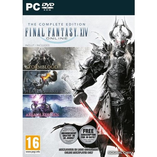 Final Fantasy XIV - Complete Edition - PC