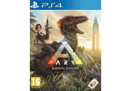 ARK Survival Evolved - Playstation 4