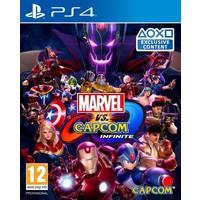 Marvel VS. Capcom: Infinite - Deluxe Edition - Playstation 4