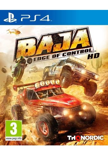 Baja: Edge of Control HD - Playstation 4