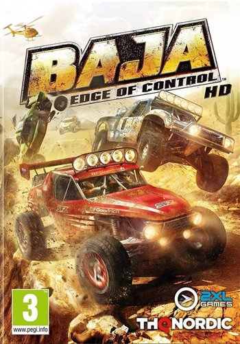 Baja: Edge of Control HD - PC