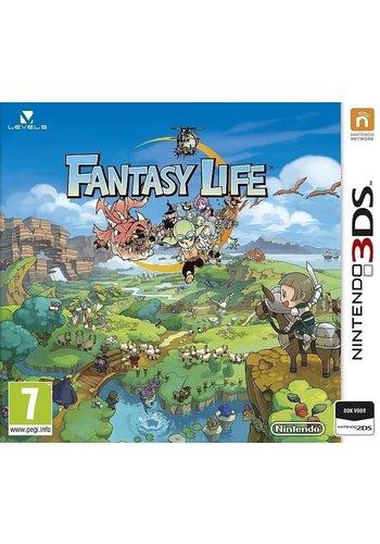 Fantasy Life - Nintendo 3DS