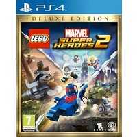 LEGO Marvel Super Heroes 2 - Deluxe Edition - Playstation 4