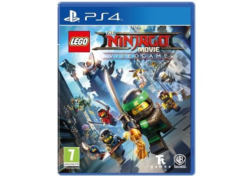 LEGO The Ninjago Movie Videogame - Playstation 4