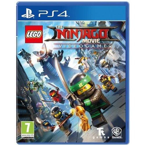 LEGO The Ninjago Movie Videogame - Playstation 4