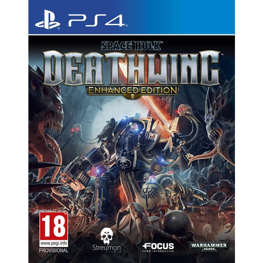 Space Hulk Deathwing (Enhanced Edition) - Playstation 4