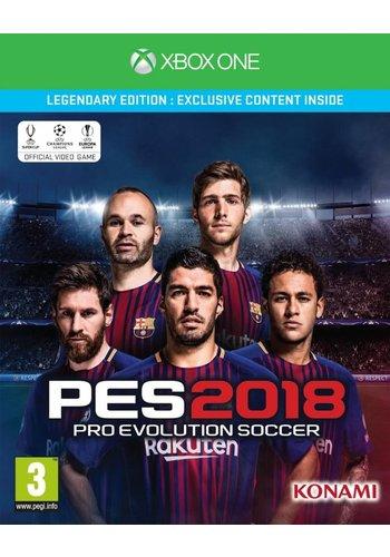 Pro Evolution Soccer 2018 - Legendary Edition - Xbox One