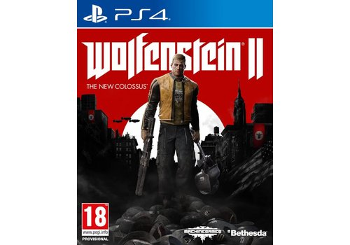 Wolfenstein 2 (II): The New Colossus - Playstation 4