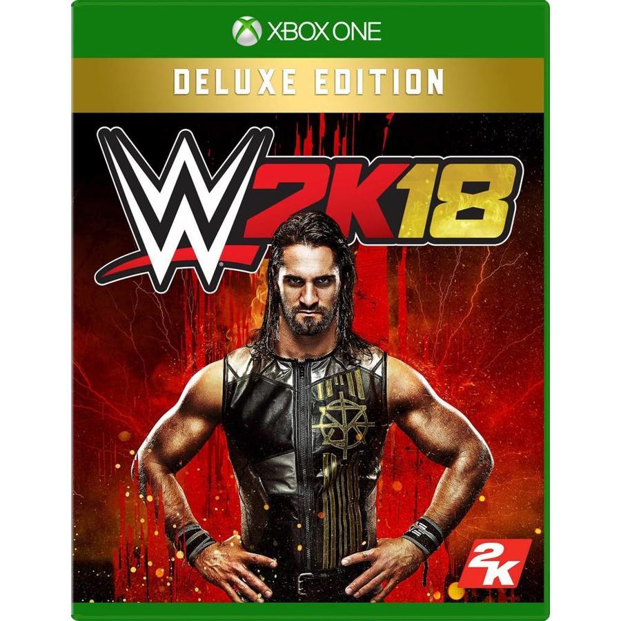 WWE 2K18 Deluxe Editie - Xbox One
