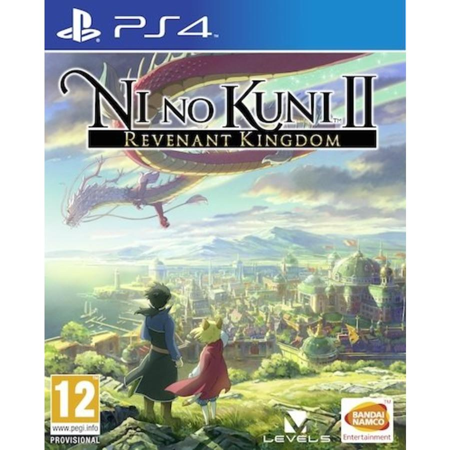 Ni No Kuni II: Revenant Kingdom - Playstation 4