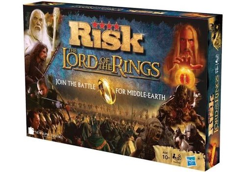 Risk: Lord of the Rings