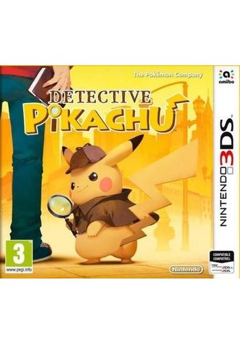 Detective Pikachu - Nintendo 3DS
