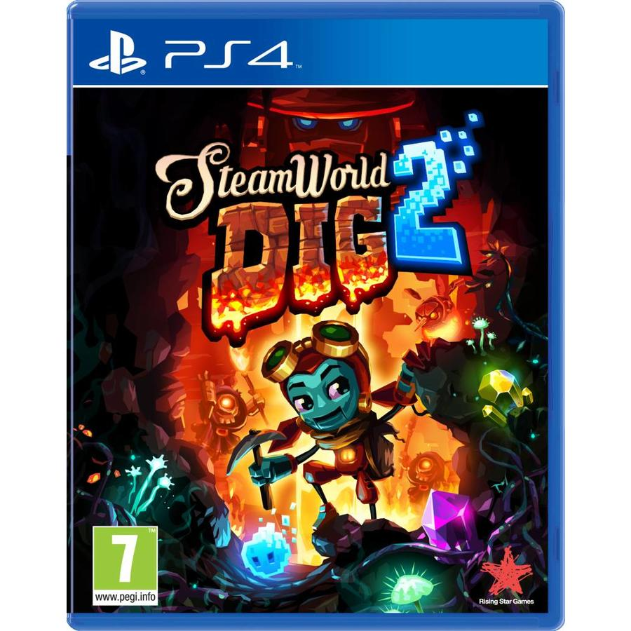 Steamworld Dig 2 - Playstation 4