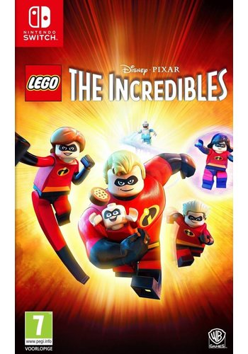 LEGO INCREDIBLES 2 - Nintendo Switch