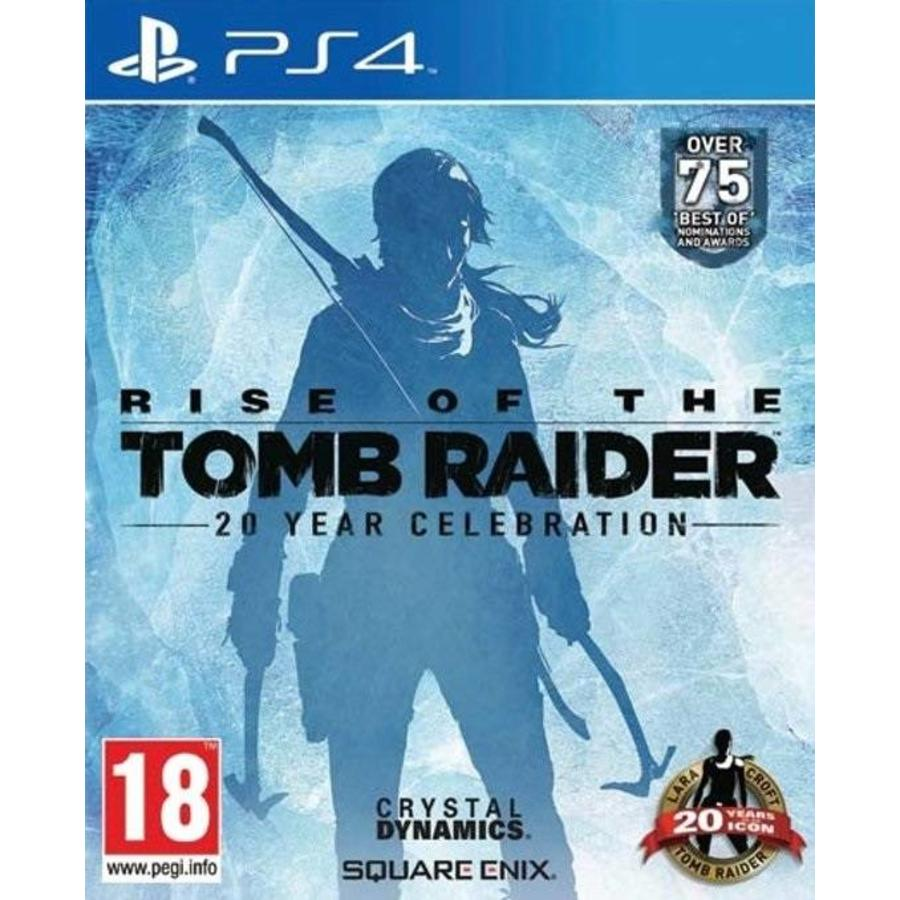 Rise of the Tomb Raider '20 Year Anniversary' - Playstation 4