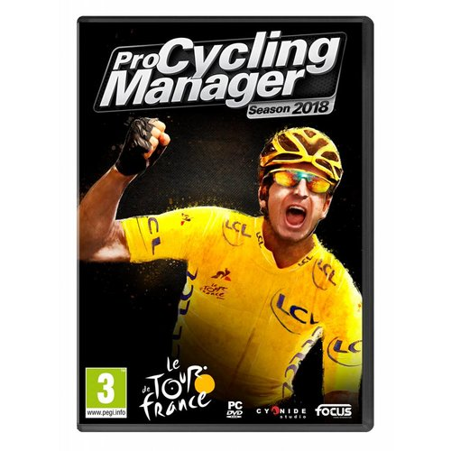 Pro Cycling Manager 2018 - PC