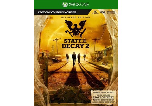 State of Decay 2 Ultimate Edition - Xbox One