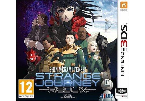 Shin Megami Tensei - Strange Journey Redux - Nintendo 3DS