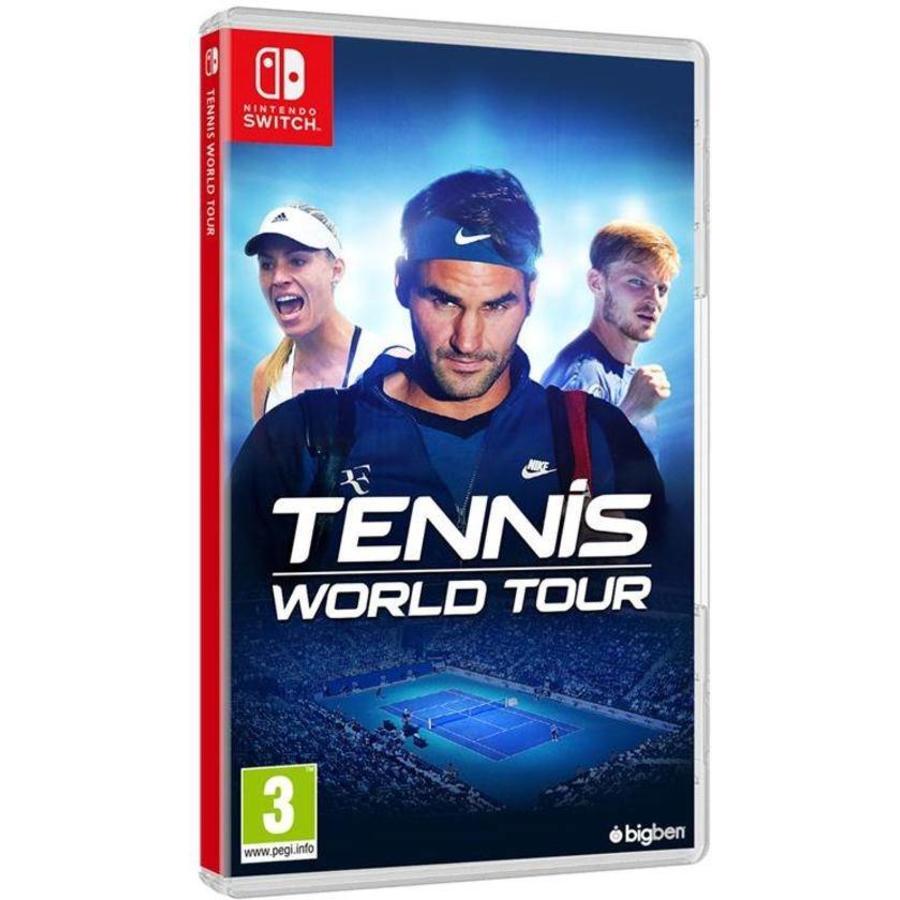 Tennis: World Tour - Nintendo Switch