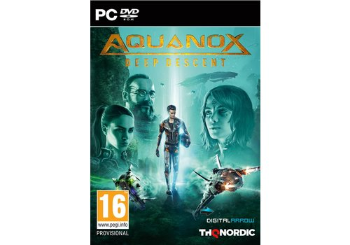 Aquanox - Deep Descent - PC