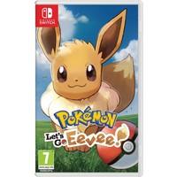 Pokemon: Let's Go, Eevee! - Nintendo Switch