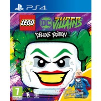 LEGO DC SUPERVILLAINS - Deluxe Edition - Playstation 4